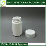 [ب] [80مل] بلاستيكيّة الطبّ زجاجة مع نقد أعلى غطاء