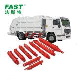 Fabricante do Cilindro Hidráulico de caminhões de lixo para Saneamento Veículo