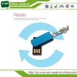 Metallschwenker USB-Blitz-Laufwerk des freies Beispiel8gb