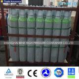 DOT3AA de Cilinder van het staal voor het Gas van het Helium van het Argon van Co2 van de Stikstof van de Zuurstof