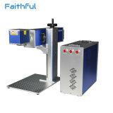 СО2 машина отметки лазера металла Non для печатание Barcode