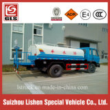高性能のDongfeng 10000Lの給水車170HPヨーロッパ3 Rhd