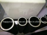 Vier oder sechs gewundener 4sh 6sh Hochdruckgummischlauch des Draht-