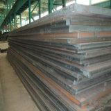 Material de construção de uma chapa de aço carbono laminadas a quente 10mm de espessura