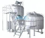 Equipo de la cervecería de la cerveza del servicio del tiempo largo, equipo de la fabricación de la cerveza de la alta calidad (ACE-THG-A4)