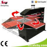 4つの端末の熱伝達の出版物の機械装置