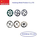 Отливка точности облечения колеса руки нержавеющей стали