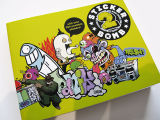 Auto-Adhesive variopinto Sticker di Hotsale Custom con Cheaper Price