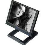10,4 pouces tactile VGA, DVI, AV, moniteur LCD HDMI