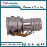 Aço inoxidável do tipo C Composite Conectores da Mangueira
