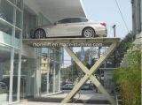 セリウムが付いている頑丈な油圧静止した駐車車の上昇