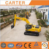 CT220-8c (22t) Multifunction Hydraulic Schwer-Aufgabe Crawler Backhoe Excavators
