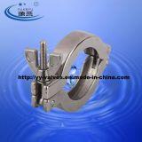 Pinça de aço inoxidável Kf de vácuo 304 (YYKF-001)