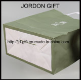 Le papier réutilisé par coutume de Brown emballage portent le sac à provisions
