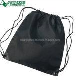 Preiswerter kundenspezifischer Polyesterdrawstring-Rucksack sackt Drawstring-Rucksack-Beutel ein