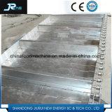 Cinghia della maglia del metallo per essiccamento, forno a tunnel, trattamento caldo, lavaggio