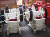 Pequeña trituradora de quijada del laboratorio del PE 150* 125 para la venta