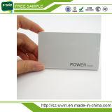Banco portátil 4000mAh da potência solar de capacidade elevada