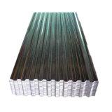 Feux de feuille de carton ondulé galvanisé à chaud pour les bâtiments