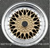 Цветастые оправы колеса сплава автомобиля BBS