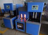 Frasco plástico Semi automático da água mineral que faz a máquina