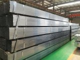 Les affaires en acier de Tianjin sur des sites Web d'achats ont galvanisé la fabrication carrée de la Chine de pipe en acier