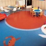 Rullo di plastica della pavimentazione del PVC di vari colori