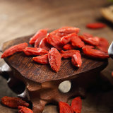 Sweet chinois organiques et les baies de Goji séchés