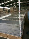 Belüftung-Platte Belüftung-steife Platte Belüftung-Grau-Platte