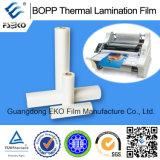 Films de BOPP pour la stratification chaude (mate)