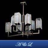 Estilo moderno e luxuoso lustre a Lâmpada de Iluminação do Projeto de hotel