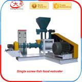 Малая машина штрангпресса еды рыб