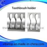 ステンレス鋼魔法テープ歯ブラシのホールダー