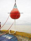 Sacos do peso do saco de água do teste de carga do guindaste e do turco