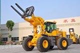 Nuovo disegno caricatore 955t18 della rotella da 18 tonnellate