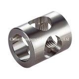 Personalizar la máquina CNC de precisión de piezas de acero de aluminio mecanizado de piezas de molienda