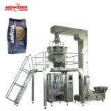 コーヒー豆のパッキング機械