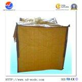 Big Bag de cimento com a camisa para o enchimento 1000kg a 1.500 kg