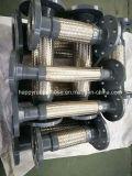 固定および旋回装置のフランジが付いているSs Flexbile Metlaのホースアセンブリ