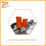 自動CNC Nonwovenファブリック刃の打抜き機レーザー無し必要性無し2516を停止するため