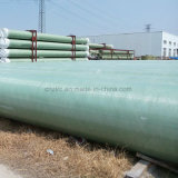 Liquido del tubo/trasporto di FRP GRP o tubo di gas