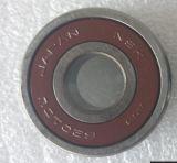 NSK 6203 DDU roter Gummi gedichtete Peilung für Ventilator