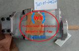 유압 기어 펌프 제조자 Fd60-7 Pompa 705-51-20620