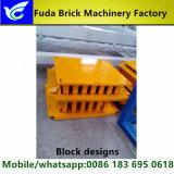 Máquina hidráulica do bloco de cimento da maquinaria de Fuda com alta qualidade