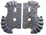 Китайский завод элегантном стиле Арт Деко из кованого железа
