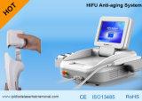 Het draagbare Opheffen en het Lichaam die van het Gezicht Goedkeuring 10 gestalte geven van de machine Ce/ISO13485 het Lichaam van Hifu van de Lijnen van het Toestel