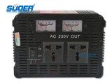 Suoer 12V 220V 2500W DC AC에 의하여 변경되는 사인 파동 힘 변환장치 (HAD-2500A)