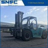 Carrello elevatore diesel dell'elevatore CI 10t di Snsc da vendere