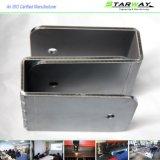 Металлический лист заварки точности с вырезыванием лазера & частями изготовления