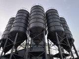 미리 섞은 것 90m3/H 플랜트를 위한 구체적인 100t에 의하여 도망되는 시멘트 창고